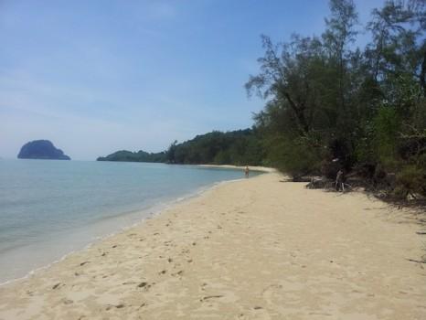Direct Beachfront Land - 6.26 rai on Koh Yao Yai Island