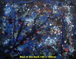 Blue in the Dark