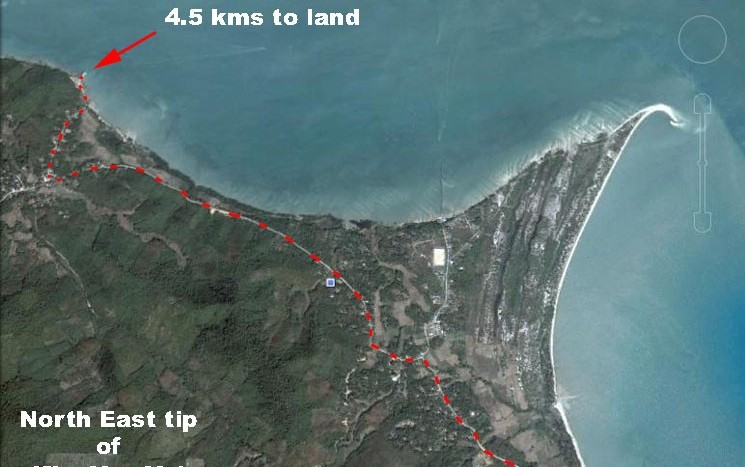 Direct Beach Front Land Unobstructed Sea Views – Phuket