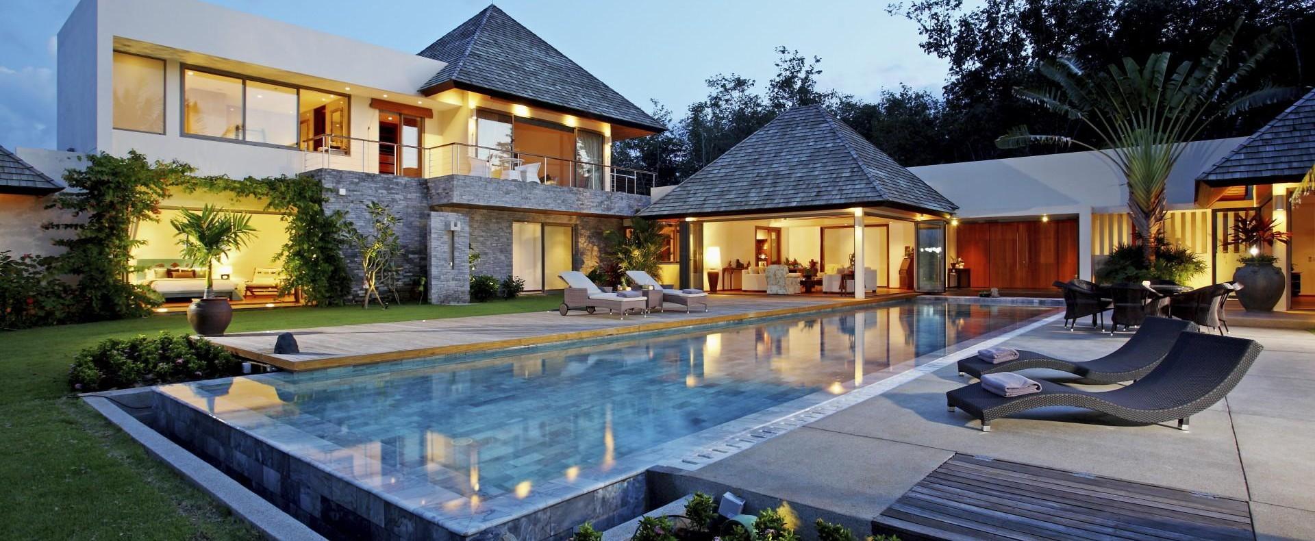 Layan-Hills-Estate-Villa-Night